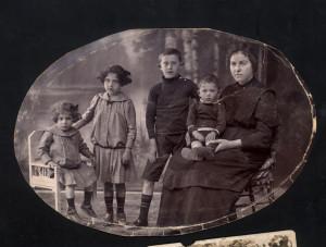 Kalmar-Waldmann gyerekek